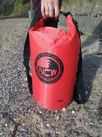 5 15 20 30L roll top dry bag 100% waterproof lightweight TOUGH RIPSTOP inc strap