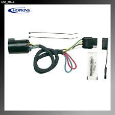 Hopkins New 41155 4 Wires Plug-In Simple Vehicle Wiring Kit Silverado Sierra RAM