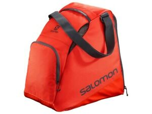 SALOMON MEN'S LADIES JUNIOR EXTEND SKI SNOWBOARD BOOT GEAR BAG CHERRY TOMATO