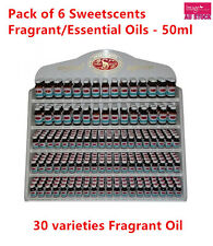 SWEETSCENTS Easy Breathe 50ml Australian Made Fragrant Essential Oil Burners