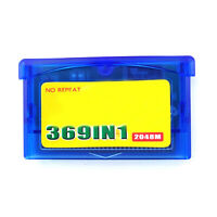 369 in 1 Video Game  Card For GameBoy Advance NDS GBA  NDS NDSL