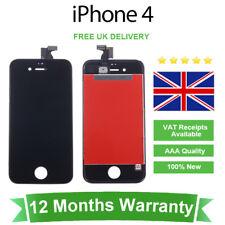 iPhone 4 Black HIGH QUALITY Tianma LCD Screen **UK SELLER**
