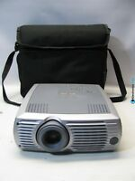Proxima DP2000X 400:1 Contrast 1300 Lumens LCD Video Projector w/Lamp *No Remote