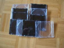 10 Stück CD-Hüllen für 1 CD/DVD