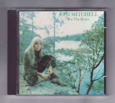 (CD) JONI MITCHELL - For The Roses / Japan Import / WPCP-3954