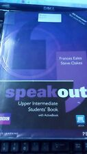 SPEAKOUT Upper Intermediate Students' Book + Cd / 9781408219331