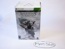 Assassin's Creed III Collector's Edition Statue w/ box - Xbox 360