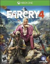 NEW Far Cry 4: (Microsoft Xbox One, 2014)