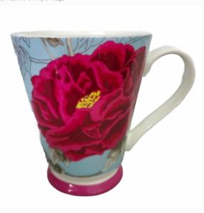 Portobello by Inspire Floral Coffee Mug Cup