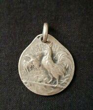 Médaille de la Marne 1914 en argent signée Rasumny WW1 French Medal Marne silver