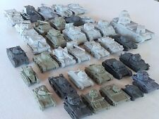 15mm - 1/100 - 3D printed Vehicles - Flames of War etc.