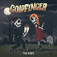 GOLDFINGER - THE KNIFE   CD NEU
