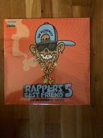 The Alchemist - Rapper's Best Friend Part 5 LE #/200 Clear Vinyl RARE *SOLD OUT*
