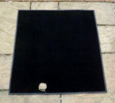 MG MIDGET 1500 NEW  BLACK BOOTMAT CARPET LAST ONE @ £29.50