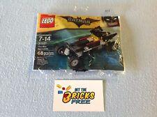 Lego Super Heroes Polybag 30521 The Mini Batmobile New/Sealed/Retired/H2F