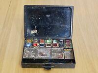 Vintage Reeves Student Colour Box Metal Paint Tin