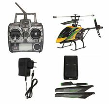 WLtoys V912 4CH 2.4GHz Single Blade RC Radio Remote Control Helicopter Gyro RTF