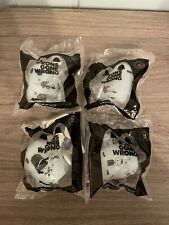 """New listing McDonalds Happy Meal toys """"Ron's Gone Wrong"""" Lot of 4"""