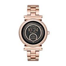Smartwatch Donna Michael Kors Mkt5021 Mkt5022