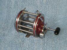 SHAKESPEARE 2153 MULTIPLIER SEA REEL RED CLASSIC MIJ