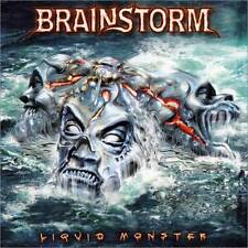 Brainstorm-Liquid Monster [Ltd. CD + Dvd]