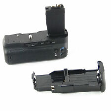 Battery Grip E8 Power Hand Holder for Canon EOS 550D 600D DSLR Cameras as BG-E8