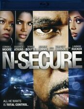 N-Secure [New Blu-ray] Ac-3/Dolby Digital, Dolby, Digital Theater System, Subt