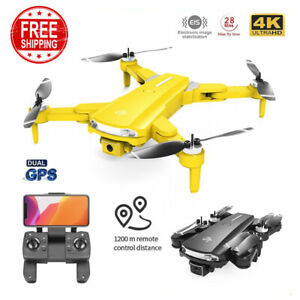 LS25pro GPS 6k Professional Dual Camera Drone RC Foldable Brushless Quadcopter