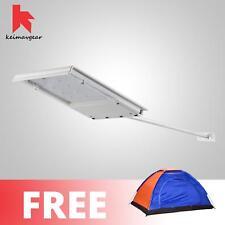 Keimavgear Waterproof Long Handle Solar LED Light Free 8-Person Camping Tent