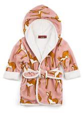 Milkbarn Deer Fawn Robe Pink 0-9 Months Newborn Nwot