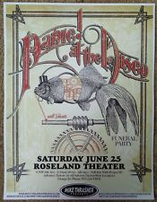 PANIC AT THE DISCO 2011 Gig POSTER Portland Oregon Concert