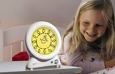 Entraîneur Sommeil Gro-Clock Gro horloge enfants réveil groclock enfants horloges