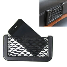 1x Car Auto Interior Body Edge Elastic Net Storage Phone Holder Accessories New