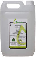 Lubrisolve Vegetable Glycerine EP/USP Food Cosmetic Grade - 5 litres 99.5% Pure