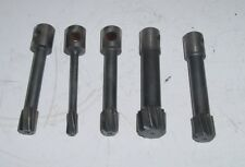 Lot de 5 alésoirs 10M7 / 15H7 / 16R7 / 25H7 / 20F8 - queues cylindriques Ø 20 mm