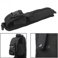 Tactical Molle Pouch Backpack Shoulder Strap Bag Accessory Hunting Tools