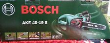 Bosch Electric Chainsaw 1900W 40Cm - AKE 40-19 S New in box with Oregon chain