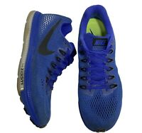 Nike Zoom All Out Low Men's Size 8 Running Shoes Paramount Blue/Black 878670-400