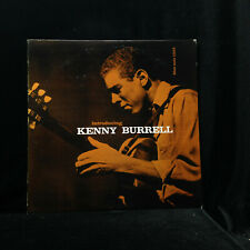 Kenny Burrell-Introducing-Blue Note 1523-JAPAN KING