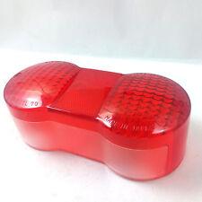 SUZUKI GT185 GT250 GT550 TS100 TS125 TS185 TAIL LIGHT LENS NOS  [A66]