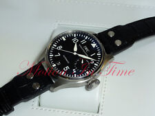 IWC Big Pilot's Stainless Steel 46mm Black Dial 7 Day Power Reserve IW500901