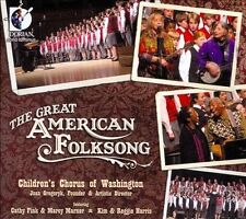 THE GREAT AMERICAN FOLKSONG [DIGIPAK] -  NEW CD