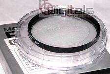55mm UVA objetivo Protector Seguridad Filtro Protección Cristal Recubierto Matin