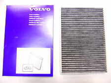 Genuine Volvo Charcoal Air Filter (IAQS System) XC60 S60 S80 V70 XC70 See List