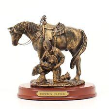 Statue WESTERN MOMENTS Cowboy Prayer, Item: 59104