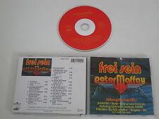PETER MAFFAY/FREI SEIN - SEINE GRÖSSTEN HITS(ARIOLA 74321 14144 2) CD ALBUM