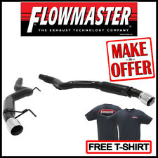 "Flowmaster Axle-Back Outlaw 3"" Exhaust Kit 2015-2019 Ford Mustang 2.3L / 3.7L"
