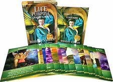 Life Purpose Oracle Tarot Cards Deck Doreen Virtue Psychic Reading Career & Spir