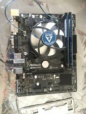 ASRock H81M-DGS Motherboard, G3258 3.2GHz CPU and 8GB RAM bundle