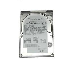 "Hdd Hard disk Pata / Ide IBM TRAVELSTAR DJSA-220  20 GB tested 2,5"" 4200 RPM"